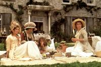 SENSE AND SENSIBILITY, Kate Winslet, Gemma Jones, Emilie Francois, Emma thompson, 1995, picnic