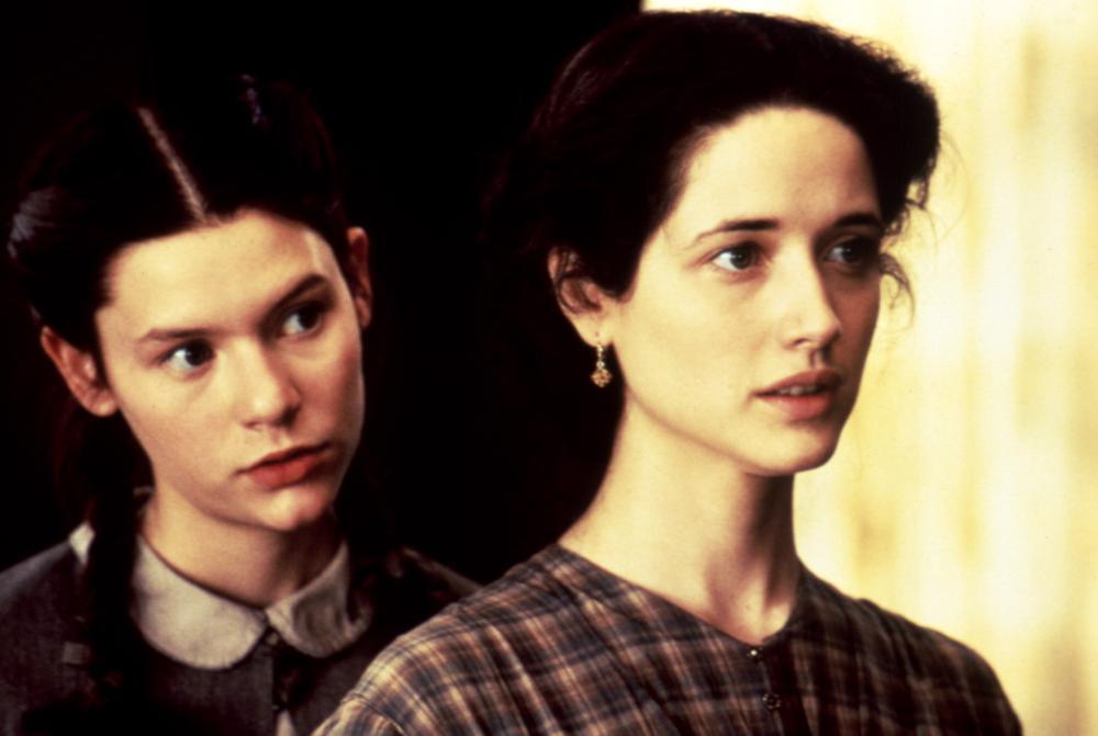 LITTLE WOMEN, Claire Danes, Trini Alvadrado, 1994, (c) Columbia