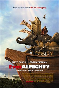 Evan Almighty - A Family Favourites Presentation