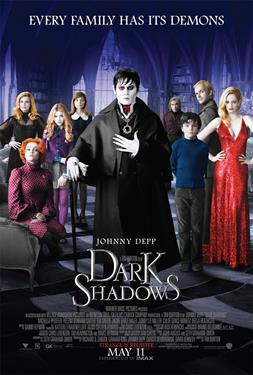 Dark Shadows: The IMAX Experience®