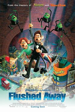 Flushed Away - A Family Favourites Presentation