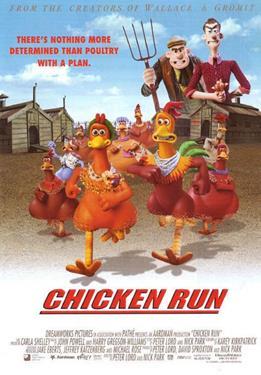 Chicken Run - A Family Favourites Presentation