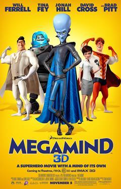 Megamind - A Family Favourites Presentation
