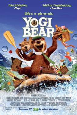Yogi Bear - A Family Favourites Presentation