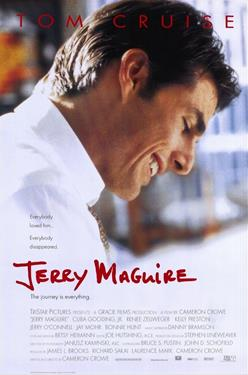 Nolitours Rushes Football Film Festival - Jerry Maguire