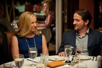 ENOUGH SAID, from left: Toni Collette, Ben Falcone, 2013. ph: Lacey Terrell/TM and ©Copyright Fox Searchlight. All rights reserved.
