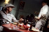 LONE STAR, Matthew McConaughey, Kris Kristofferson, 1996, angled