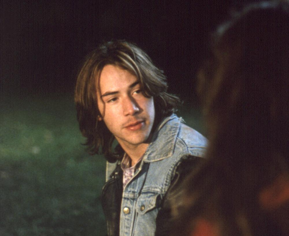 RIVER'S EDGE, Keanu Reeves, 1986, (c) Island Pictures
