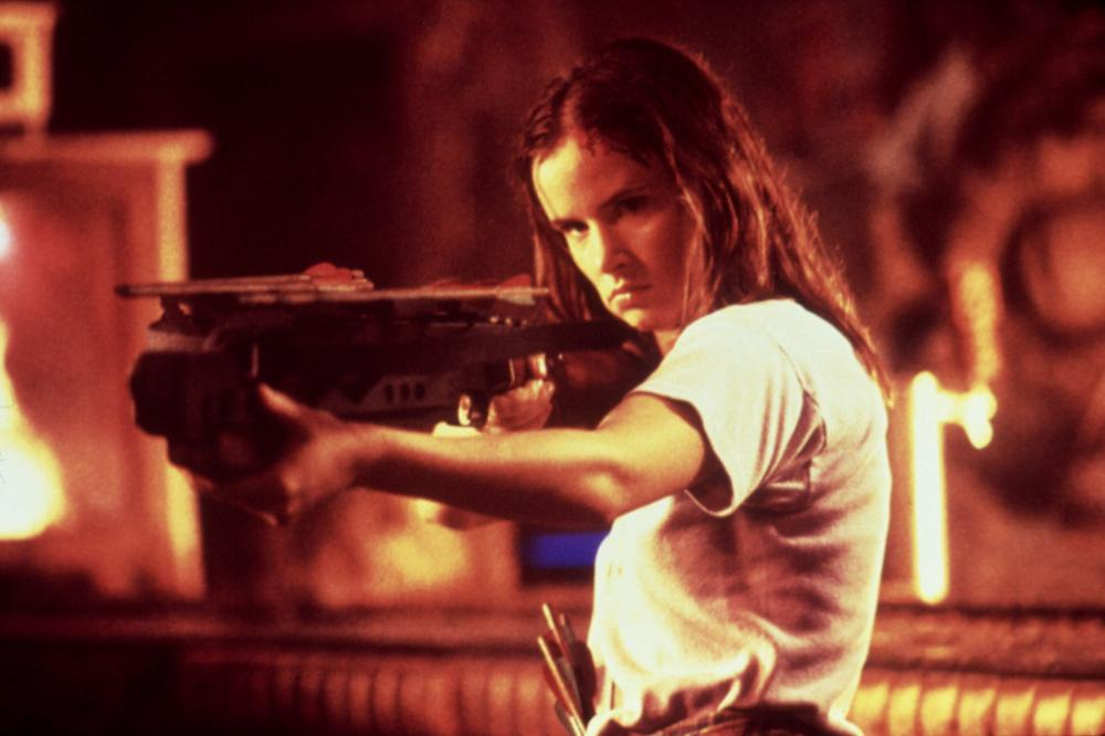 FROM DUSK TILL DAWN, Juliette Lewis, 1996