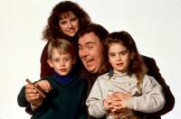 UNCLE BUCK, Macaulay Culkin, Jean Kelly, John Candy, Gaby Hoffman, 1989