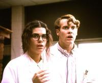 LOVE POTION NO. 9, Sandra Bullock, Tate Donovan, 1992, lab coat