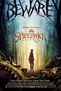The Spiderwick Chronicles - A Family Favourites Presentation