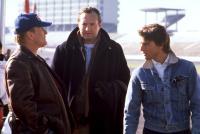 DAYS OF THUNDER, Robert Duvall, Randy Quaid, Tom Cruise, 1990