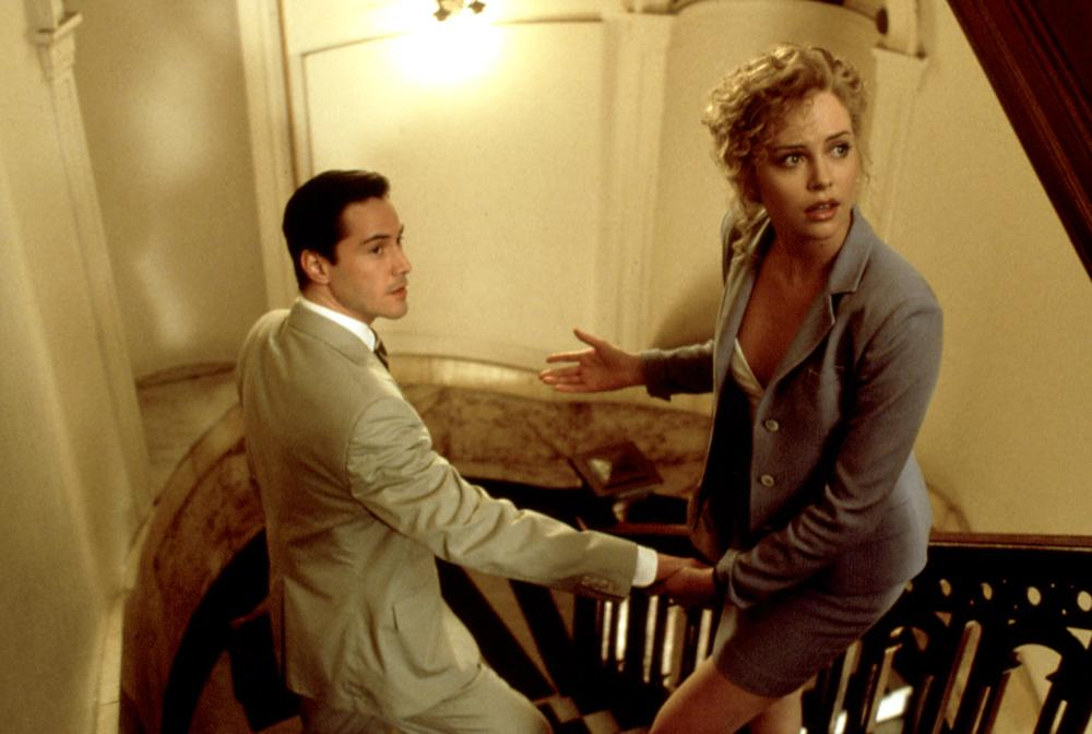 Connie nielsen the devils advocate standing full frontal and sex - 4 2