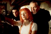 THE FIFTH ELEMENT, Milla Jovovich, Ian Holm, 1997. (c) Columbia Pictures/ .