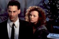 JOHNNY MNEMONIC, Keanu Reeves, Dina Meyer, 1995