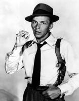 SUDDENLY, Frank Sinatra, 1954, holster
