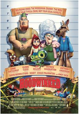 Hoodwinked - A Family Favourites Presentation