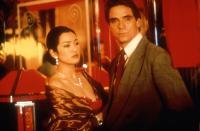 CHINESE BOX, Gong Li, Jeremy Irons, 1997