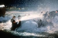 TITANIC, 1997, lifeboat.  TM and Copyright (c) 20th Century Fox Film Corp. All rights reserved..