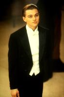 TITANIC, Leonardo Di Caprio, 1997, tuxedo. TM and Copyright (c) 20th Century Fox Film Corp. All rights reserved..