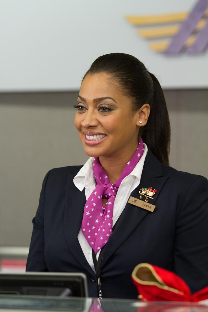 BAGGAGE CLAIM, La La Anthony, 2013. ph: Tony Rivetti Jr./TM & copyright ©Fox Searchlight Pictures. All rights reserved