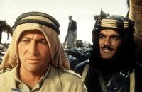 LAWRENCE OF ARABIA, Peter O'Toole, Omar Sharif, 1962,
