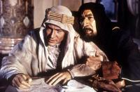 LAWRENCE OF ARABIA, Peter O'Toole, Anthony Quinn, 1962, advise