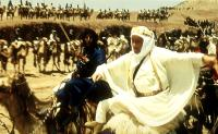 LAWRENCE OF ARABIA, Peter O'Toole, 1962, soldiers