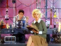 THE NUTTY PROFESSOR, Jerry Lewis, Stella Stevens, 1963