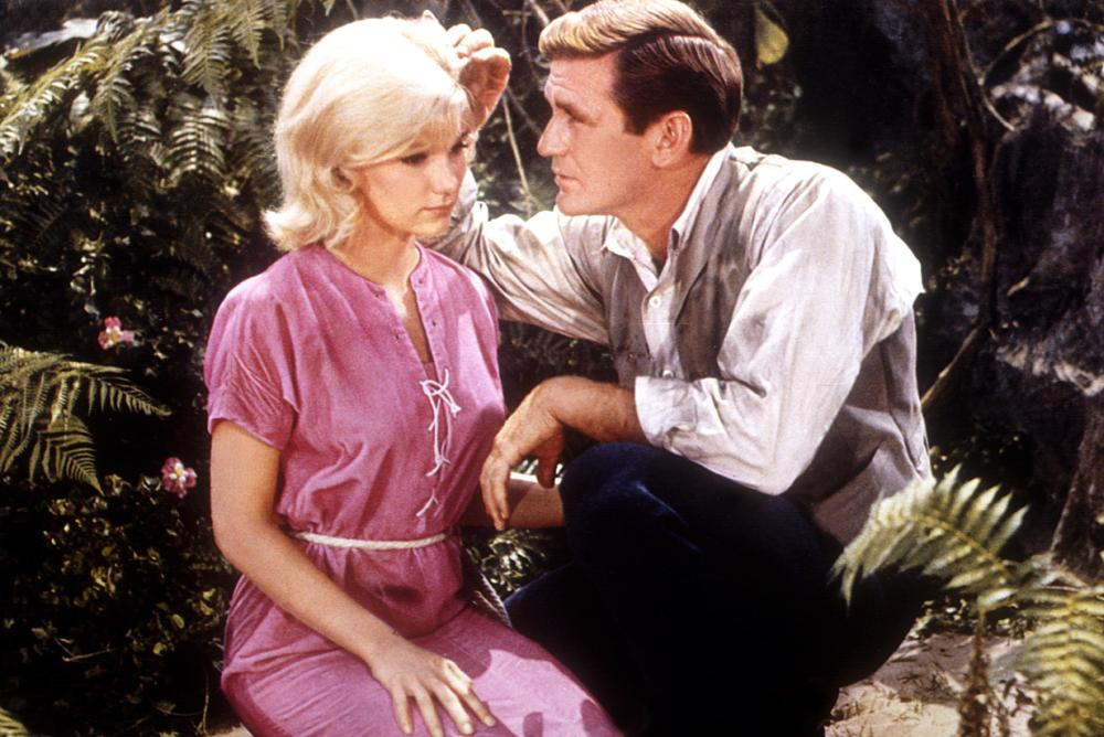 753f59cff6 TIME MACHINE, THE, Yvette Mimieux, Rod Taylor, 1960
