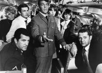 AIRPORT, Dean Martin, Jacqueline Bisset, 1970