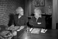 NEBRASKA, from left: Bruce Dern, June Squibb, 2013. ©Paramount Pictures