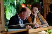 THE FACE OF LOVE, from left: Ed Harris, Annette Bening, 2013. ph: Dale Robinette/©IFC Films