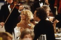 PRIVATE BENJAMIN, Goldie Hawn, Barbara Barrie, Albert Brooks, 1980, wedding reception