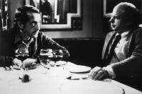 MY DINNER WITH ANDRE, Andre Gregory, Wallace Shawn, 1981, dinner conversation