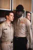 AN OFFICER AND A GENTLEMAN, Richard Gere, Louis Gossett, Jr., 1982, (c) Paramount