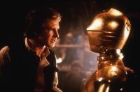 RETURN OF THE JEDI, Harrison Ford, Anthony Daniels, 1983