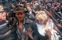 INDIANA JONES AND THE TEMPLE OF DOOM, Harrison Ford, Kate Capshaw, 1984
