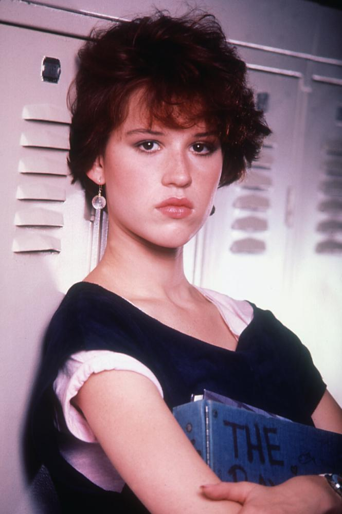 SIXTEEN CANDLES, Molly Ringwald, 1984. (c)Universal Pictures.