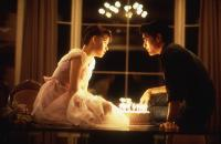 SIXTEEN CANDLES, Molly Ringwald, Michael Schoeffling, 1984. (c)Universal Pictures.