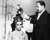 CLEOPATRA, Elizabeth Taylor, Joseph Mankiewicz,1963