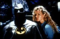 BATMAN, Michael Keaton, Kim Basinger, 1989