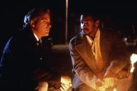 CRY FREEDOM, Kevin Kline, Denzel Washington (as Steven Biko), 1987