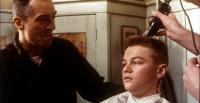 THIS BOY'S LIFE, Robert De Niro, Leonardo Di Caprio, 1993