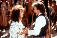 DANCES WITH WOLVES, Mary McDonnell, Kevin Costner, 1990
