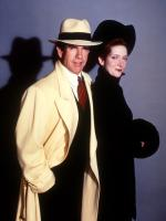 DICK TRACY, Warren Beatty, Glenne Headly, 1990
