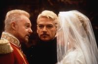 HAMLET, Derek Jacobi, Kenneth Branagh, Julie Christie, 1996