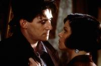 MILLER'S CROSSING, Gabriel Byrne, Marcia Gay Harden, 1990. TM and Copyright (c) 20th Century Fox Film Corp. All Rights Reserved.