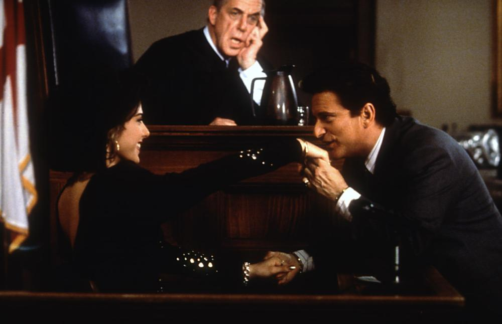 MY COUSIN VINNY, Marisa Tomei, Fred Gwynne, Joe Pesci, 1992, TM and Copyright (c) 20th Century Fox Film Corp. All rights reserved.